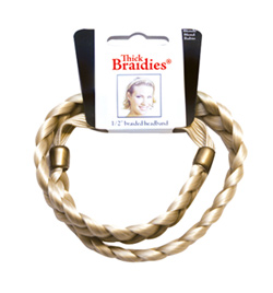 Thick Braidies Headband - Style No 00050