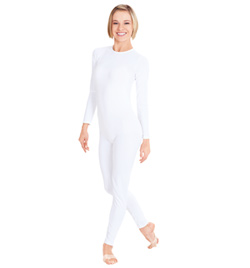 Plus Size Adult Long Sleeve Unitard - Style No 0274XXx