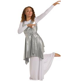 Girls Worship Drapey Tank Pullover - Style No 0552