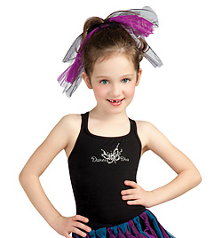 Child Rock Ballerina Camisole Leotard - Style No 10030C
