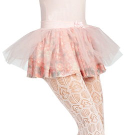 Child Glam Fantastique Tutu Skirt - Style No 10082C