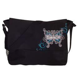 Flutterby Dance Messenger Bag - Style No 1041