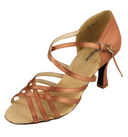 Ladies Latin / Rhythm Ballroom Shoe - Style No 12032