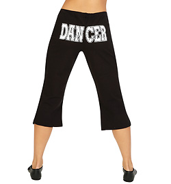 "Adult ""DANCER"" Capri - Style No 122"
