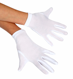 "Child 7"" Short Stretch Gloves - Style No 14248"