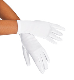 "Adult 10"" Short Stretch Gloves - Style No 14259"
