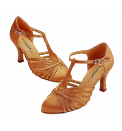 "Ladies ""Regular Series"" Smooth Ballroom Shoe - Style No 15015"