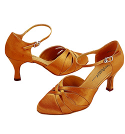 "Ladies ""Regular Series"" Smooth Ballroom Shoe - Style No 15016"