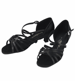 Ladies Latin/Rhythm Ballroom Shoe - Style No 16004