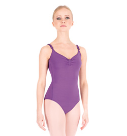 Pinch Front Camisole Leotard - Style No 1775x