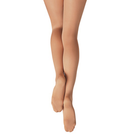 Adult Ultra Soft Footed Tight - Style No 1815