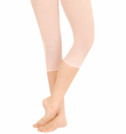 Adult Ultra Soft Hip Rider Capri Tight - Style No 1870