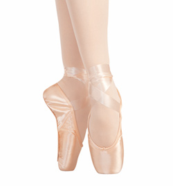"""PLIE II"" Pointe Shoe - Style No 197"