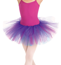 Child Tri-Tone Tutu - Style No 2089