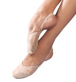 Adult Standard Demi-slipper- Canvas - Style No 3051C