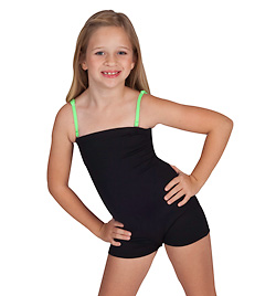 Child Boy Cut Camisole Unitard - Style No 3210x