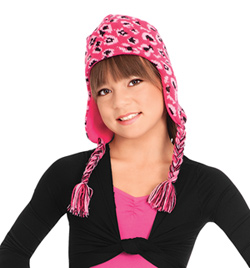 Child Knit Hat with Ear Flaps - Style No 33758650