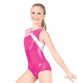 Child Bright Pink Leotard - Style No 3599C