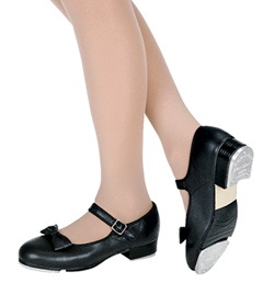 "Child ""Mary Jane"" Buckle Strap Tap Shoe - Style No 3800C"