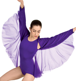Adult Angel Wing Shrug XXL - Style No 505XX