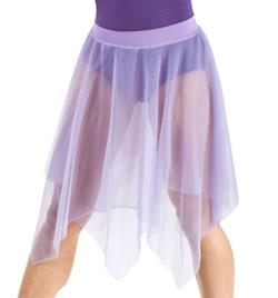 Adult Double Layer Chiffon Skirt - Style No 539