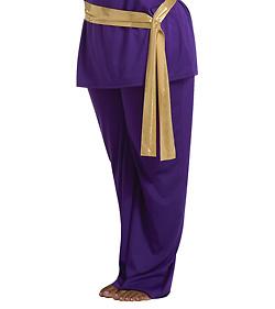 Straight Leg Praise Wear Pant - Style No 541