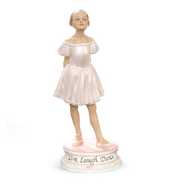 Posing Ballerina Statue - Style No 638210
