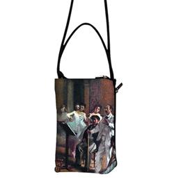 Degas Wristlet Bag - Style No 710204