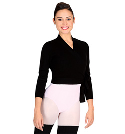 Adult Wrap Sweater - Style No 72523A