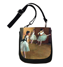 Degas Cross Body Bag - Style No 760204
