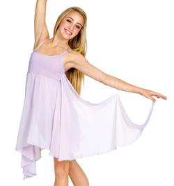 Adult Asymmetrical Dress - Style No 7895