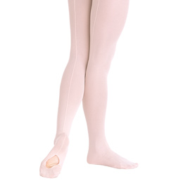 Adult TotalSTRETCH Mesh Seamed Convertible Tight - Style No A45