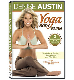 Denise Austin: Yoga Body Burn DVD - Style No AE22260