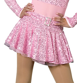 """Cotton Candy"" Costume Skirt - Style No AS1001C"