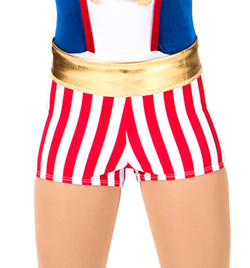 """Parade Costume"" Girls Shorts - Style No AS1009C"