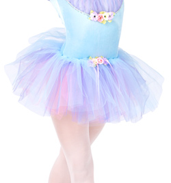 """Celestial Costume"" Girls Tutu - Style No AS1011C"