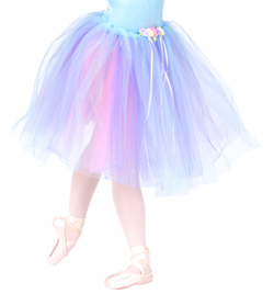 """Celestial Costume"" Adult Romantic Tutu - Style No AS1012"