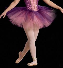 """Concerto"" Costume Girls Tutu - Style No AS1015C"