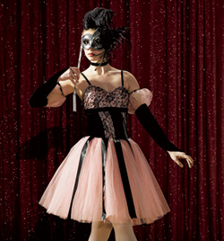 """Music Box Dancer"" Girls Costume Set - Style No AS1028C"