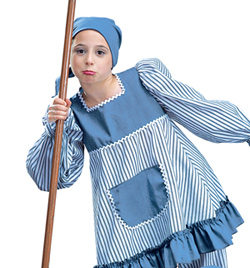 """Hard Knocks"" Adult Costume Set - Style No AS1093"