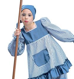"""Hard Knocks"" Girls Costume Set - Style No AS1093C"