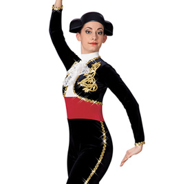 """Matador"" Girls Costume Set - Style No AS1098C"