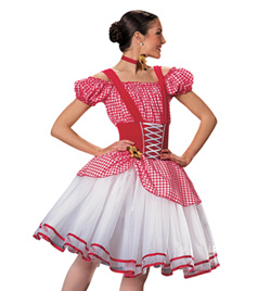 """Rodeo"" Girls Costume Set - Style No AS1099C"
