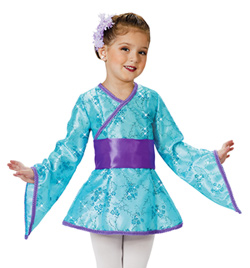 """Sushi"" Girls Costume Set - Style No AS1115C"