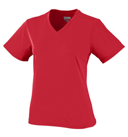 Ladies Plus Size Elite Short Sleeve Jersey - Style No AUG1015P