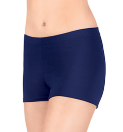 "Adult Plus Size 2.5"" Inseam Short - Style No AUG1210P"