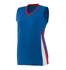 Ladies Tornado Tank Jersey - Style No AUG1355