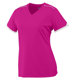 Ladies Motion Short Sleeve Jersey - Style No AUG5045