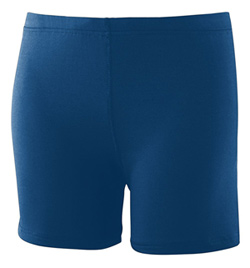 "Adult Plus Size 4"" Inseam Short - Style No AUG742P"