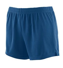 Ladies Plus Size Cheer Shorts - Style No AUG955P